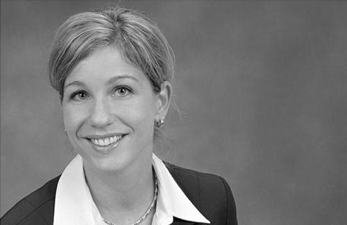Portrait Dr. Claudia Behrens