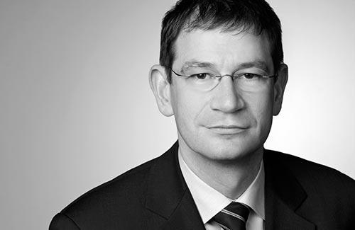 Portrait PD Dr. Johannes Lampe